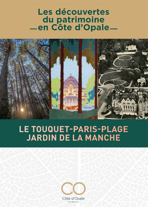 Le Touquet-Paris-Plage Jardin de la Manche