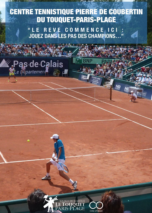 Centre tennistique Pierre de Coubertin