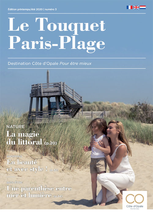 Le Touquet-Paris-Plage Destination Côte d'Opale Pour Etre Mieux