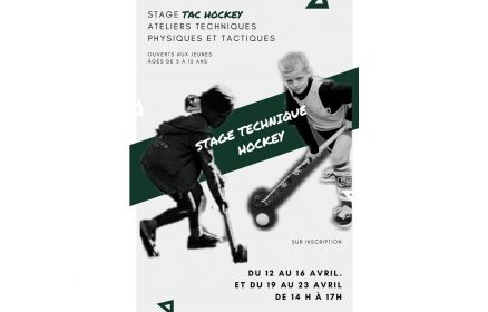 Stage de hockey