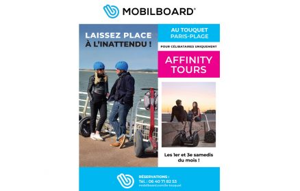 Affinity Tours – Mobilboard