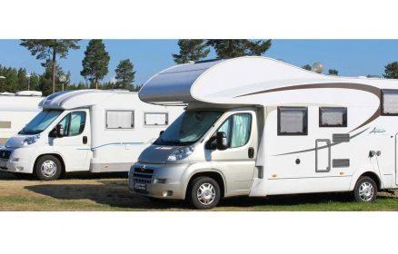Aire pour camping-car