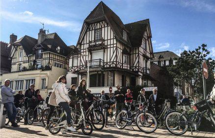 Visite guidée – L'architecture balnéaire du Touquet-Paris-Plage (à vélo)