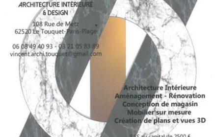Vincent DENOEUX (Architecture Intérieure & Design)