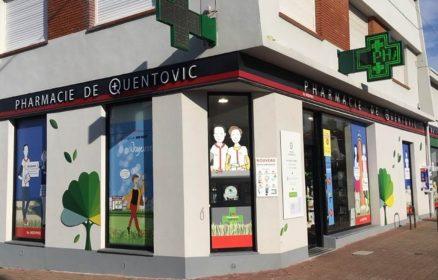 Pharmacie de Quentovic