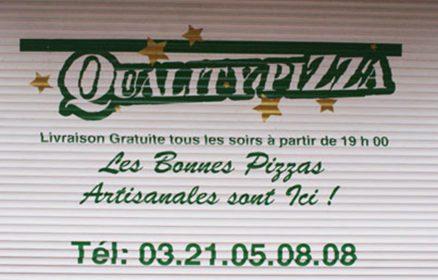 Quality Pizza