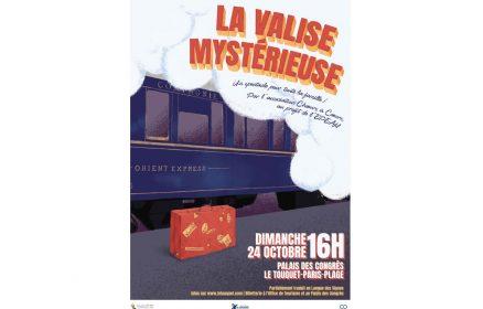 Spectacle familial «La valise mystérieuse»
